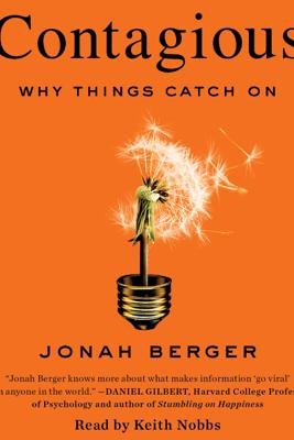 Contagious (Unabridged) - Jonah Berger