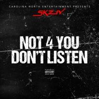 Not 4 You Don't Listen - SKZIY mp3 download