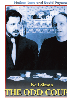 The Odd Couple (Original Staging Fiction) - Neil Simon