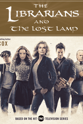 The Librarians and The Lost Lamp - Greg Cox