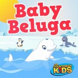 beluga cartoon whale countdown single