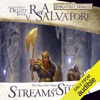 R.A. Salvatore - Streams of Silver: Legend of Drizzt: Icewind Dale Trilogy, Book 2 (Unabridged)  artwork