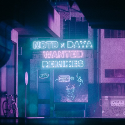 Wanted (Retrovision Remix) - NOTD & Daya mp3 download
