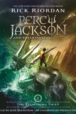 The Lightning Thief: Percy Jackson and the Olympians: Book 1 (Unabridged) - Rick Riordan