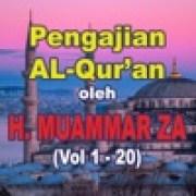 download lagu H Muammar ZA SURAH AL BAQARAH AYAT 30-32, SURAT ALI IMRAN AYAT 185, SURAT AN NISA AYAT 142-143, SURAT AL QADR AYAT 1-5, SURAT AL FATIKHAH AYAT 1-7, Vol. 6