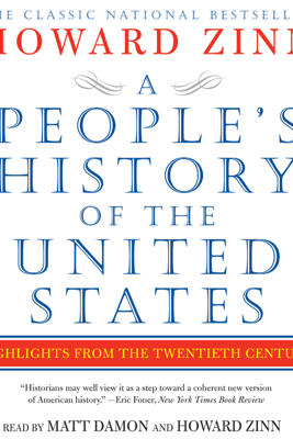 A People's History of the United States (Abridged) - Howard Zinn