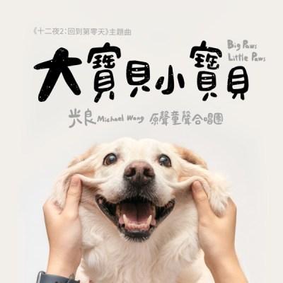 光良 & 台灣原聲童聲合唱團 - 大寶貝小寶貝 - Single