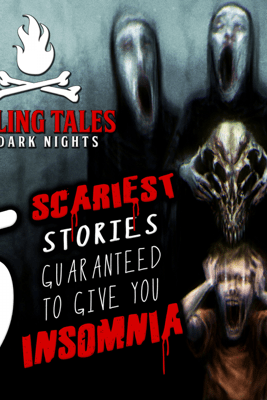 5 Scariest Stories Guaranteed to Give You Insomnia - Chilling Tales for Dark Nights