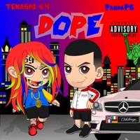 Dope - Single - PashaPG & 6ix9ine mp3 download