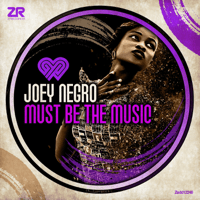 Must Be the Music (The Disco Edit) Joey Negro
