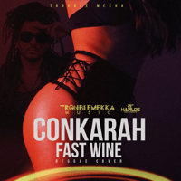 Fast Wine (Reggae Cover) Conkarah song