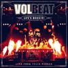 Volbeat - Let's Boogie! (Live from Telia Parken)  artwork