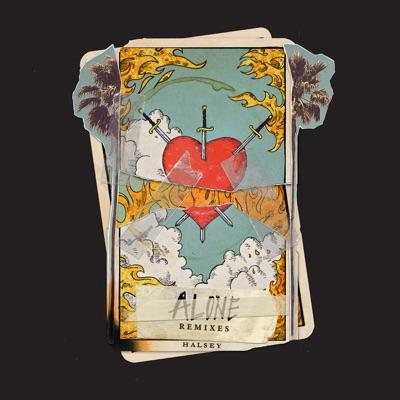 Alone (Clean Bandit Mff Remix) - Halsey Feat. Big Sean & Stefflon Don mp3 download