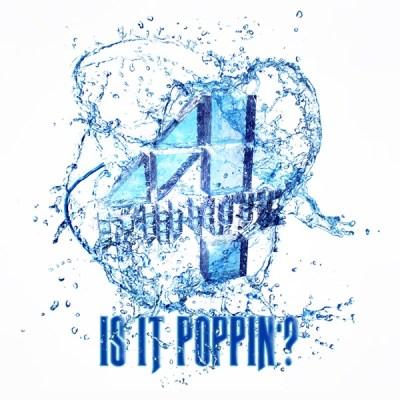 4Minute - Is It Poppin'? - Single