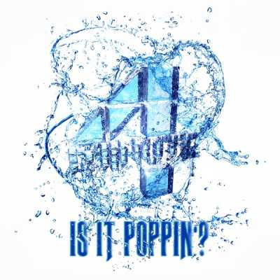 4Minute - Is It Poppin'? - Single