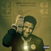 GG (Remix) [feat. A Boogie wit da Hoodie] - Single - YoungBoy Never Broke Again mp3 download
