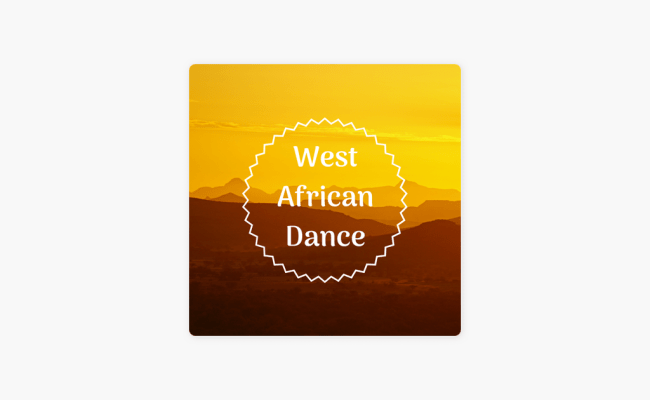 West African Dance Slow Drumming Grooves Mali Sahara