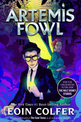 Artemis Fowl (Unabridged) - Eoin Colfer