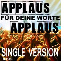 Applaus, Applaus DFB