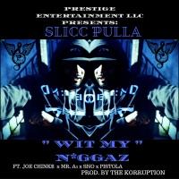 Wit My N****z (feat. Joe Chink$, Mr. A1, Sno & Pistola) - Single - Slicc Pulla mp3 download