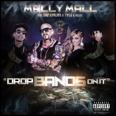 -Drop Bands On It (feat. Wiz Khalifa, Tyga & Fresh) - Single - Mally Mall mp3 download