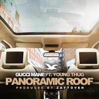 Panoramic Roof (feat. Young Thug) - Single - Gucci Mane mp3 download