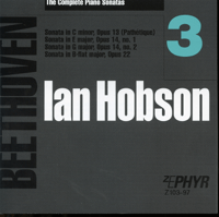 Piano Sonata No. 10 in G Major, Op. 14, No. 2: I. Allegro Ian Hobson