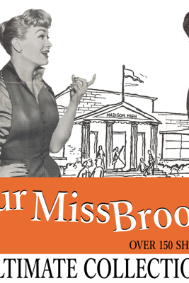 Our Miss Brooks: The Ultimate Collection - Over 180 Shows - Al Lewis