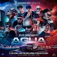 Agua (Remix) [feat. Ozuna, Jetty, Genio, Cirilo, J-King, Lyan, Juanka el Problematik, Beltito & El Sica] - Single - Elio Mafiaboy mp3 download