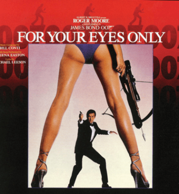 For Your Eyes Only - Sheena Easton