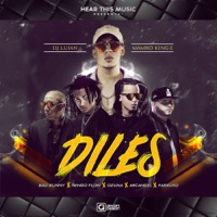 Diles (feat. Arcangel, Nengo Flow, Dj Luian & Mambo Kings) - Single - Ozuna, Bad Bunny & Farruko mp3 download