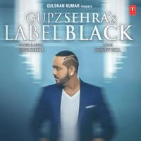 Label Black Gupz Sehra