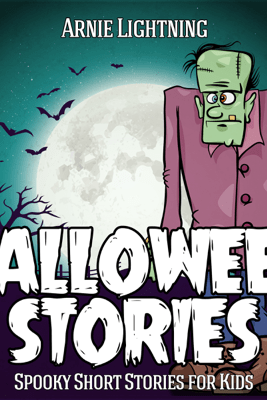 Books for Kids: Halloween Stories: Haunted Halloween Fun, Book 2 (Unabridged) - Arnie Lightning