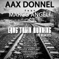 Long Train Running (feat. Marco Angeli) [Double Fab & Brass Pop Mix] Aax Donnel