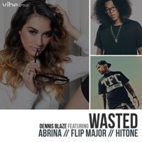 Wasted (feat. Abrina, Flip Major & Hi-Tone) - Single - Dennis Blaze mp3 download