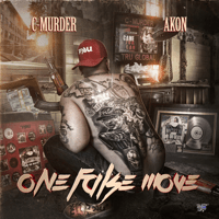 One False Move C-Murder & Akon MP3