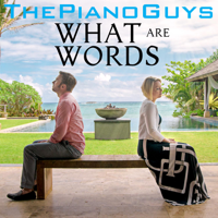 What Are Words (feat. Peter Hollens & Evynne Hollens) The Piano Guys
