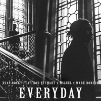 Everyday (feat. Rod Stewart, Miguel & Mark Ronson) - Single - A$AP Rocky mp3 download