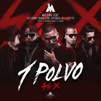 Un Polvo (feat. Bad Bunny, Arcángel, Ñengo Flow & De La Ghetto) - Single - Maluma mp3 download