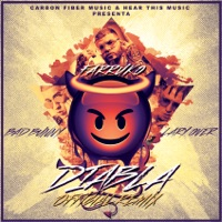 Diabla (Remix) - Single - Farruko, Bad Bunny & Lary Over mp3 download