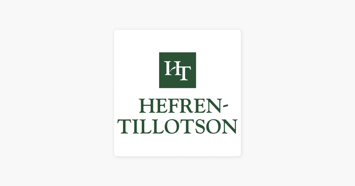 ‎Hefren-Tillotson, Inc. Finance and Investment Radio Show