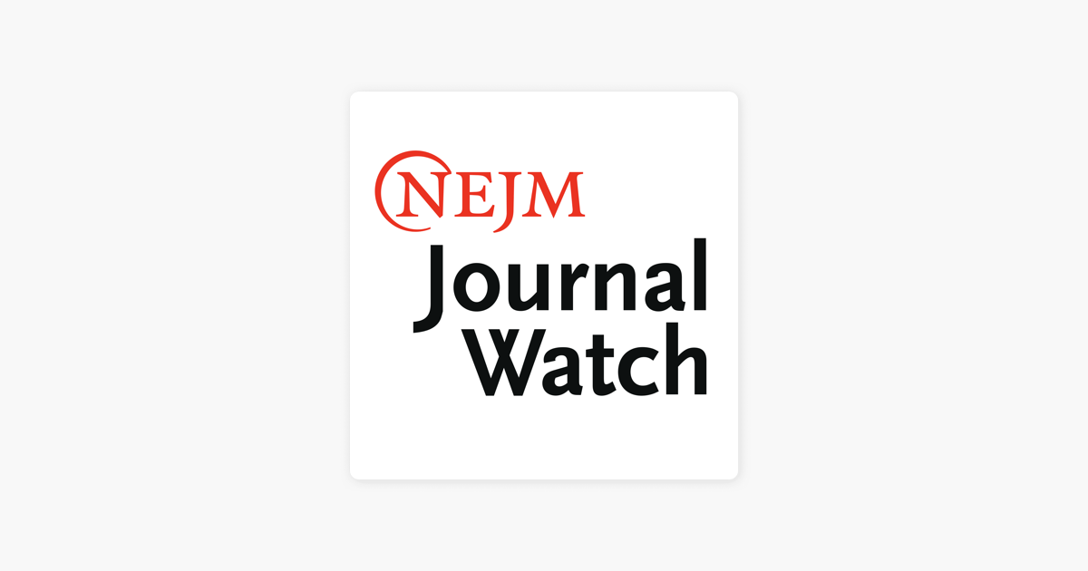 "NEJM Journal Watch Podcasts: Clinical Conversations"" auf"