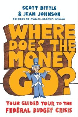 Where Does the Money Go? - Scott Bittle & Jean Johnson