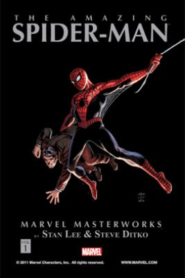 Marvel Masterworks: The Amazing Spider-Man, Vol. 1 - Stan Lee, Steve Ditko & Jack Kirby