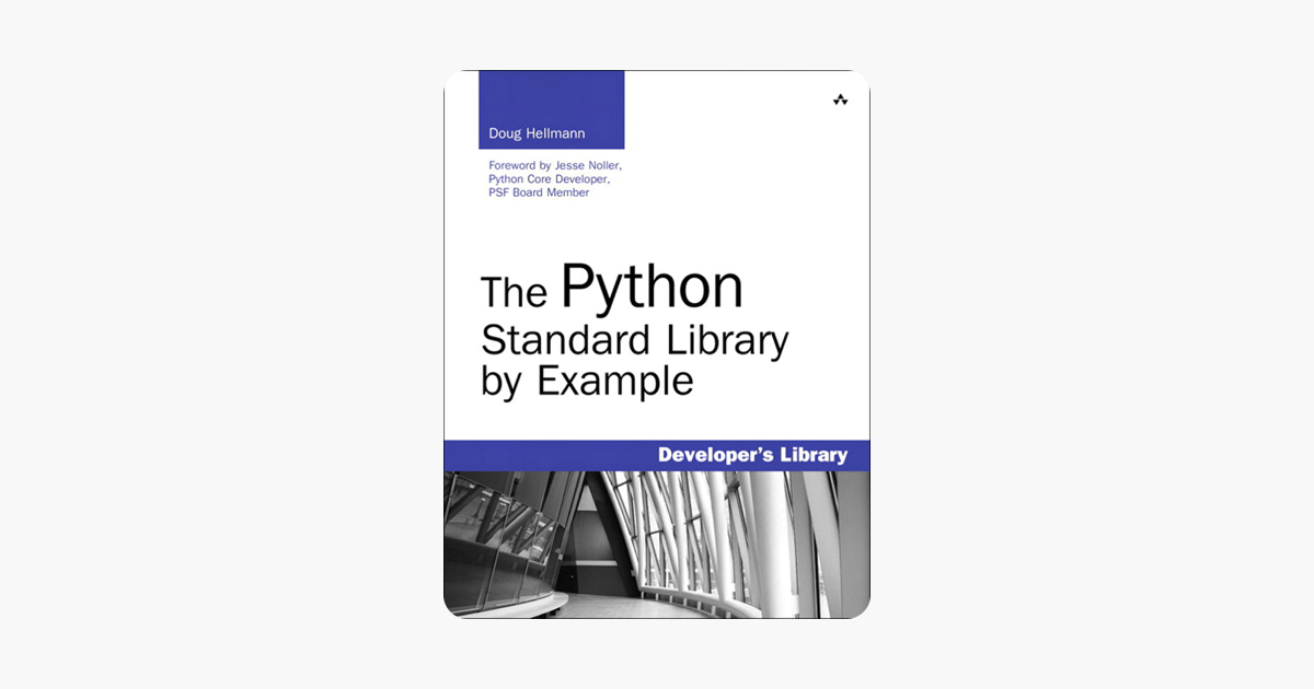 ‎The Python Standard Library by Example on Apple Books