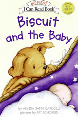 Biscuit and the Baby - Alyssa Satin Capucilli