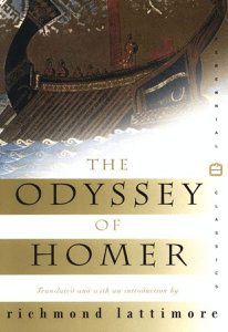 The Odyssey of Homer - Richmond Lattimore pdf download