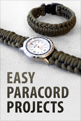 Easy Paracord Projects - Authors of Instructables