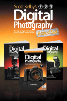 Scott Kelby's Digital Photography Books - Scott Kelby