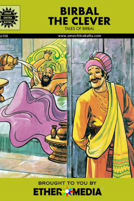 Birbal the Clever - Amar Chitra Katha